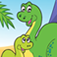 Dinosaur Shape Puzzles for Kids